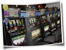 The Wild Rose Casino is just a short drive from the Okoboji Country Inn.