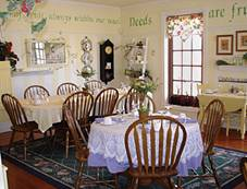 Annabelle's Tea Room located in West Okoboji, Iowa